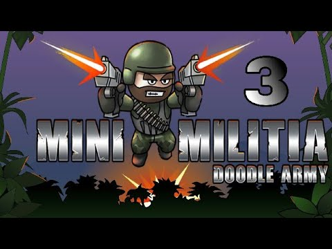 mini militia 3 mod apk for andriod.