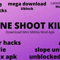 Download mini militia mod apk,Latest version 5.2.2