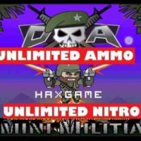 Mini Militia Unlimited Ammo|unlimited Nitro|unlimited health