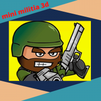 mini militia 3d Download for Android mobile and pc with free health