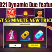 How to practice the latest Dynamic Duo feature 2021 in free fire 2?