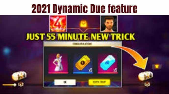 2021 Dynamic Due feature