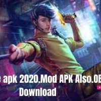 Free Fire apk 2020.Mod APK Also.OBB Download