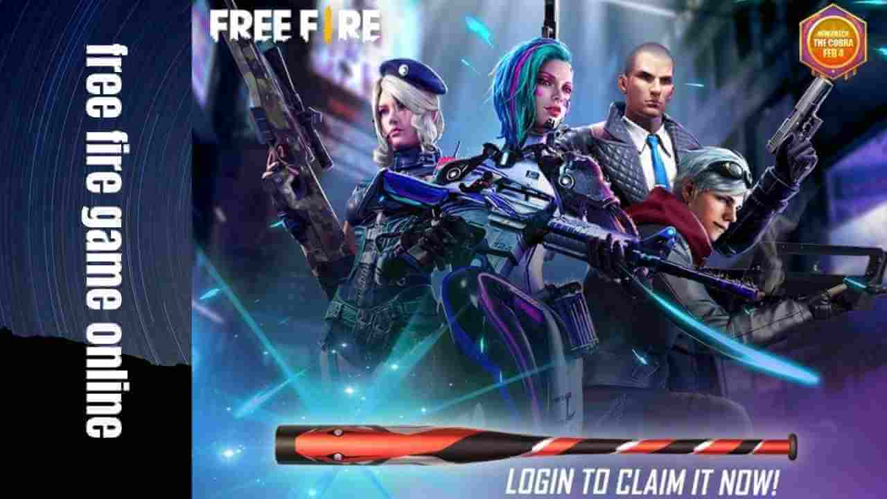 free fire game online