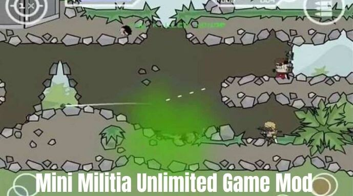 Mini Militia Unlimited Game Mod