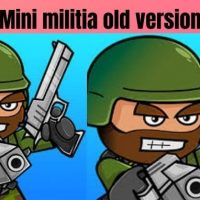 Play Mini militia old version apk mod 2020 | 100% Operating in 2021