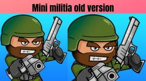 mini militia old version download