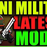 mini militia mod apk latest version 6.1.1 Download free in 2021