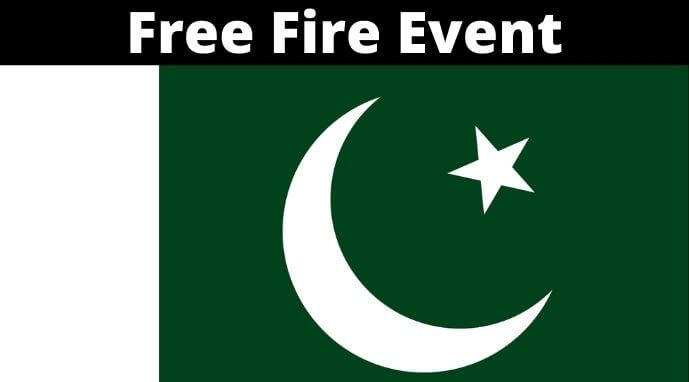 Free Fire Event
