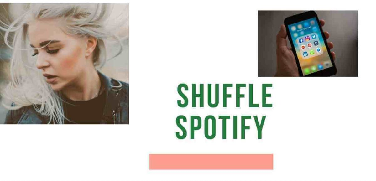 how to shuffle spotify playlist on pc