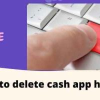 how to delete cash app history on best phone