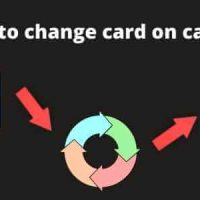 how to change card on cash app in 2021 and 2022 free