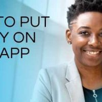 how to put money on cash app card at Walmart or store free