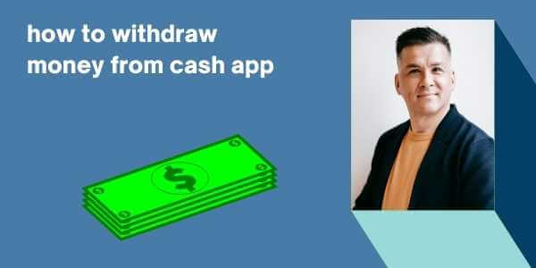 how to withdraw money from cash app