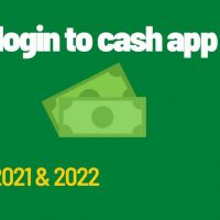 how to login to cash app without phone number
