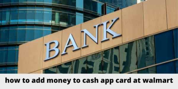 how to add money to cash app card at walmart