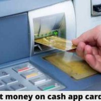 How to put money on a cash app card without a bank account.